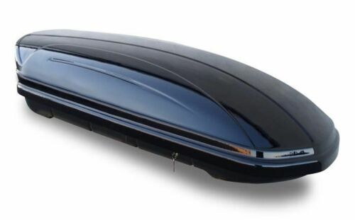 Dachbox 320 Liter Relingträger Alu Citroen C4 Grand Picasso UA 06-13 75kg Schloß