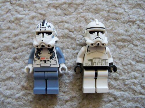 Excellent LEGO Star Wars Rare Episode 3 Clone Pilot /& Clone Trooper