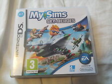 DS GAME MY SIMS SKY*HEROES