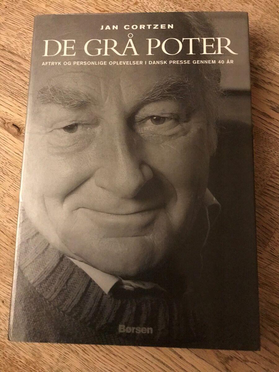 De grå potter, Jan Cortzen, emne: - dba.dk - Køb og Salg