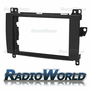 Mercedes-Benz-A-Class-W169-Fascia-Facia-Panel-Adapter-Double-Din-Frame-CT24MB16