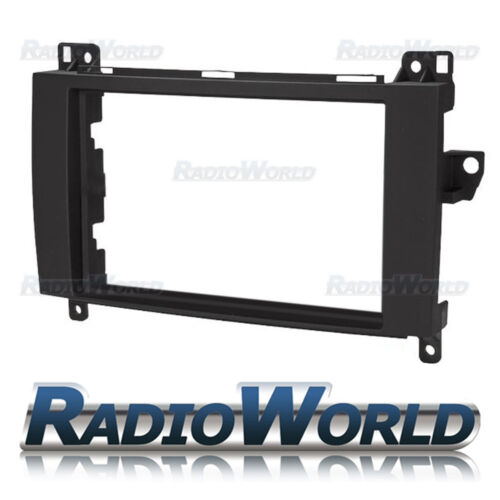 Mercedes-Benz A-Class W169 Fascia Facia Panel Adapter Double Din Frame CT24MB16