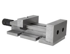 Wen 33124a 35 Quick Release Vise For Milling Machines