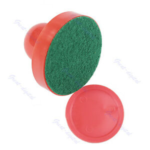 1pcs-Mini-67mm-Pusher-Air-Hockey-Table-Mallet-Goalies-And-1pcs-50mm-Puck