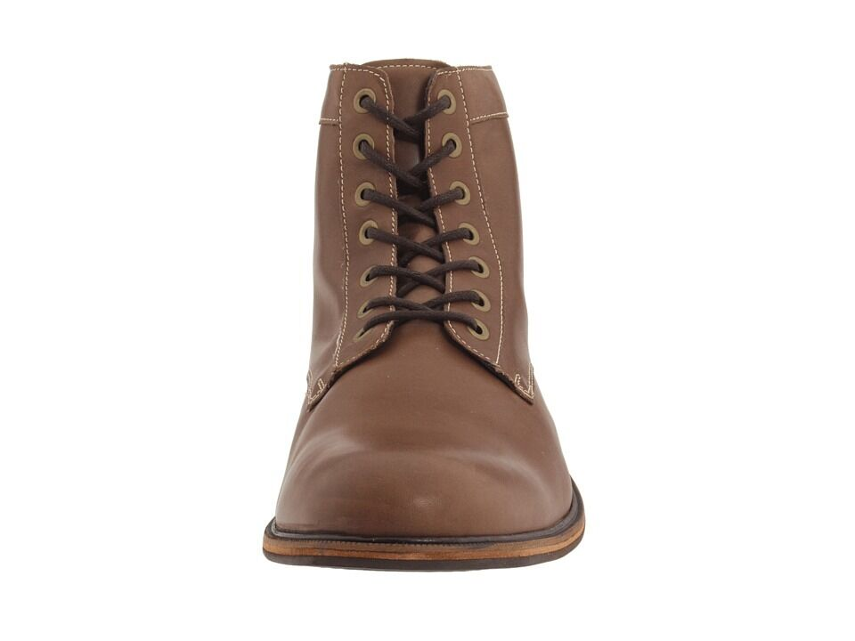 NEW Cole Haan HANK Brown Brown Brown Leather Lace Up Winter Boots Mens 13 NIB 578a1e