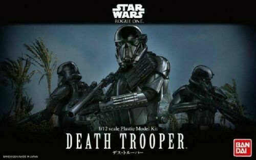 Star Wars Bandai 1/12 Scale 'Death Trooper' Version Model Kit #209052