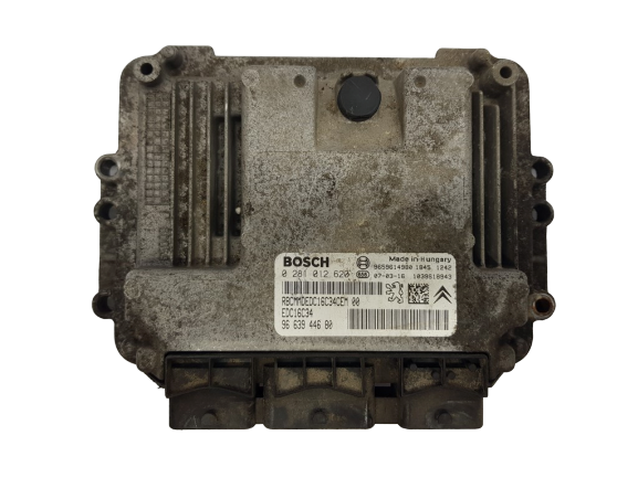 Controlador PSA 0281012620 9659614980 Bosch 20407