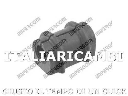 1 SUPPORTO BARRA ACCOPPIAMENTO STABILIZZATORE  ANTERIORE IMPERGOM 31002
