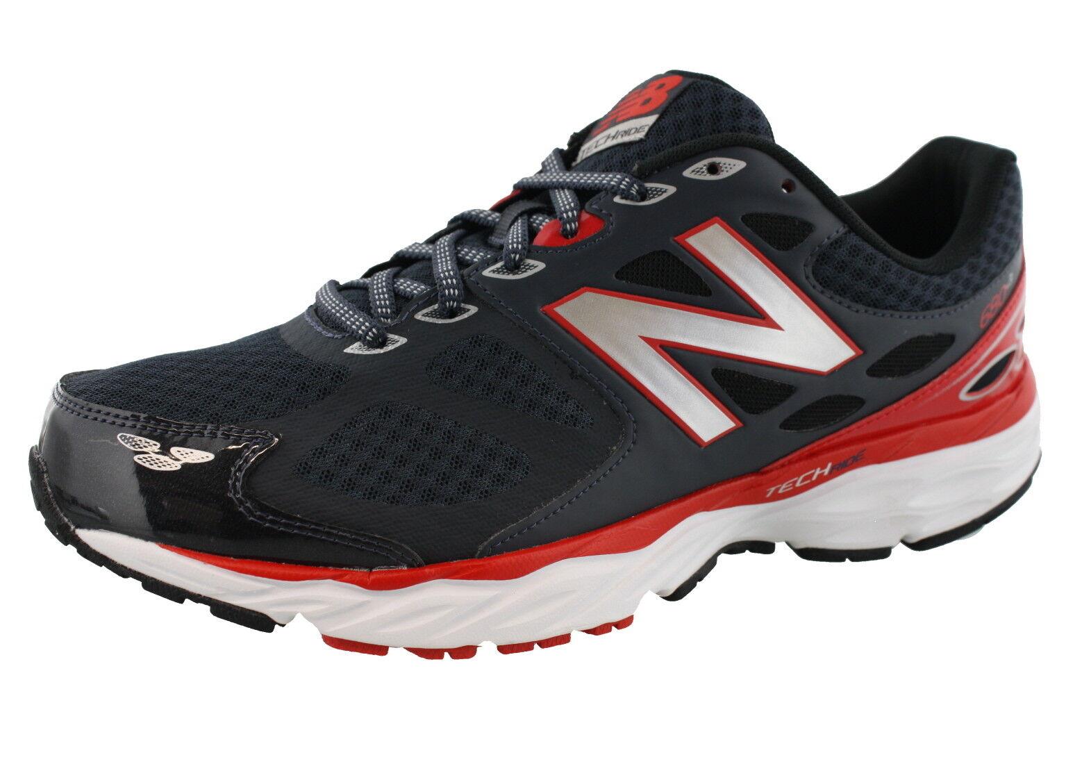 New Balance Para hombre M680LB3 de 4E de ancho ancho Tech Ride Running zapatos