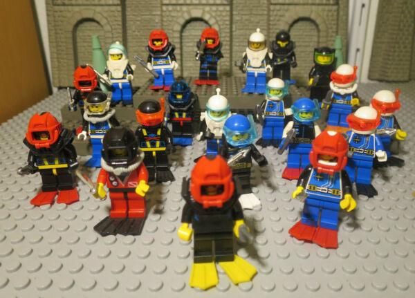 Adattabile (g5/9) Lego Subacqueo City Froschmänner Ricercatori Top Collezione Kg Promuovere La Salute E Curare Le Malattie