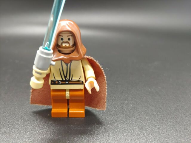 Lego Star Wars Mini Figure Obi-wan Kenobi With Light Up ...