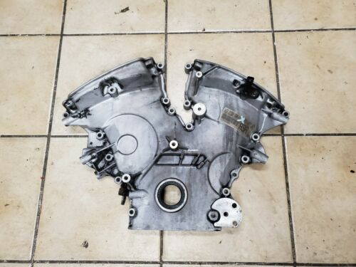 2000 2001 2002 LINCOLN LS V6 3.0 ENGINE TIMING CHAIN COVER