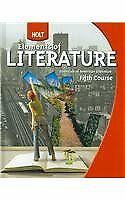 Elements Of Literature Student Edition American Literature Grade 11 Fifth Course