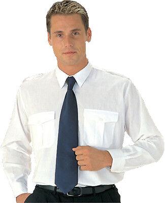 Camicia pilota manica lunga