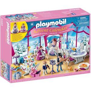 PLAYMOBIL-Princess-Advent-Calendar-Christmas-Ball-9485-93-Pieces-Age-4