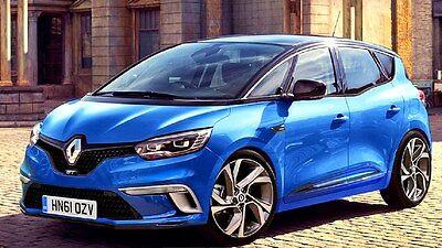 Renault spares shotts