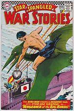 Star Spangled War Stories #131 VF 8.0 Vengeance Of The Big Birds!