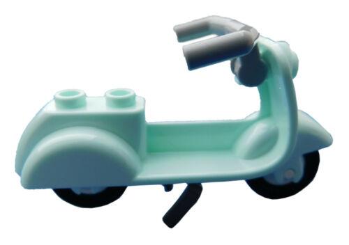 LEGO ROLLER Aqua CHIARO NUOVO 15396c06 SCOOTER ROLLER SCOOTER CICLOMOTORE VESPA MOTORINO