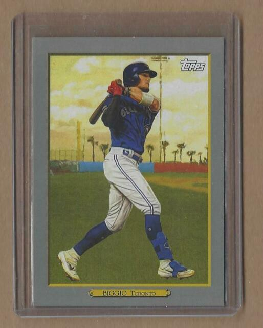 CAVAN BIGGIO 2020 Topps Turkey Red Toronto Blue Jays