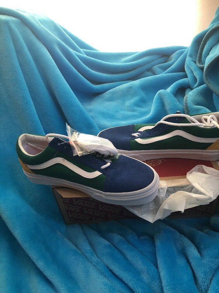 Vans Yacht Club old skool mens 7 womens 8.5 NEW urban outfitters UO pacsun