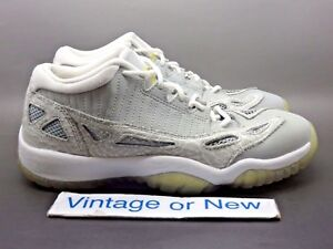 meet 4b204 49171 Image is loading Nike-Air-Jordan-XI-11-low-I-E-Cool-