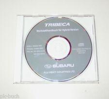Werkstatthandbuch auf CD Subaru Tribeca - Modelljahre 2007 und 2008!