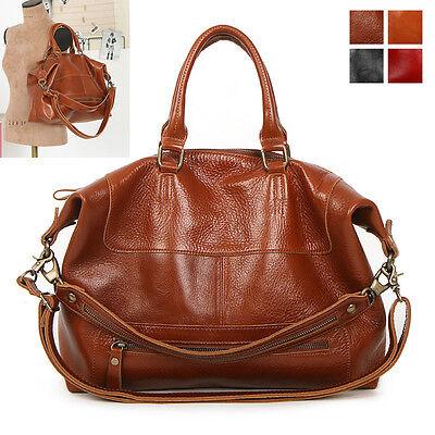 <J&S> New Womens GENUINE LEATHER purse handbag HOBO TOTES SHOULDER Bag [WB1092]