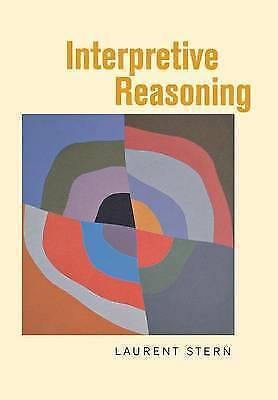 New, Interpretive Reasoning, Stern, Laurent, Book