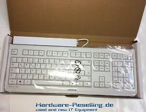 Cerise Kc 1000 (JK-0800DE-0) Clavier Gris USB Allemand Disposition