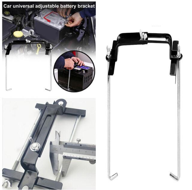 Universal Adjustable Battery Holder 16cm-22.5cm Car Storage Stabilizer Durable