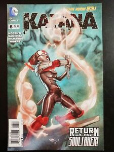KATANA-6a-2013-The-New-52-DC-Comics-VF-NM-Comic-Book