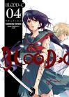 Blood-C: Volume 4 by Ranmaru Kotone (Paperback)