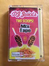 DJ JUICE #35 Classic 90s Hip Hop NYC Mixtape Cassette