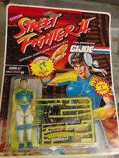 1993 GI Joe Street Fighter II - Chun Li Kung Fu Fighter Action Figure