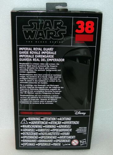 """Star Wars The Black Series Collection 6/"""" figurines-ASST-Neuf sous emballage"""