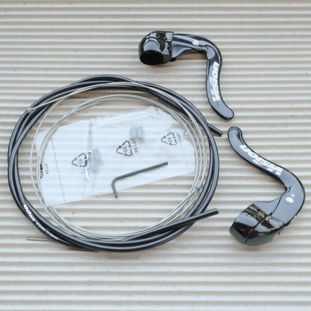 FSA Bremshebel Vision TriMax Aero für Vision TT Lenkerbügel AußenØ 22,2 mm