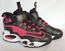 official photos cd739 69b6b item 5 Nike Air Max Ken Griffey Jr 1 Black Pink Leather Size 4 Youth  Athletic Shoes -Nike Air Max Ken Griffey Jr 1 Black Pink Leather Size 4  Youth Athletic ...