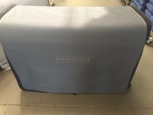 Frontgate EZ Inflatable QN Guest Bed LIGHTWEIGHT CONSTANT COMFORT air mattress *