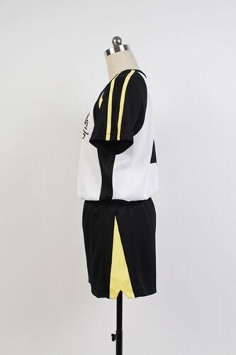 Haikyu Fukurodani Academy No.4 Bokuto Koutarou Jersey Suit Cosplay Costume Women