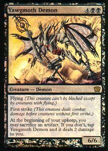 Yawgmoth-Demon-FOIL-NM-9th-Edition-Magic-MTG