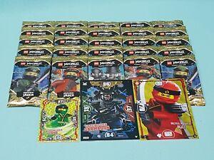 Lego® Batman™ Trading Card Game  25 Booster 125 Sammelkarten
