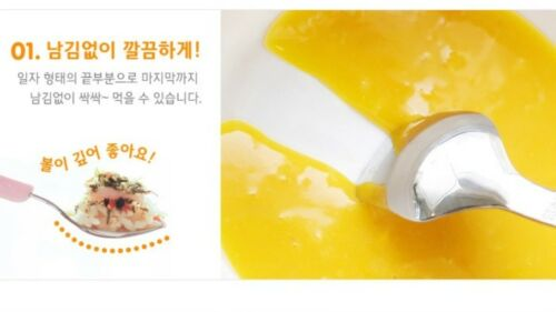 Pinkfong Edison Spoon Fork Case Set For Baby Kids Korea
