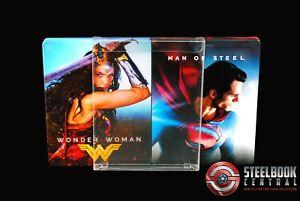 SCF10 Blu-ray Steelbook Protective Slipcovers / Protector (Pack of 10)