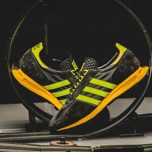 adidas originali racing 1 black / giallo s79137 (tutte le dimensioni) formel 1