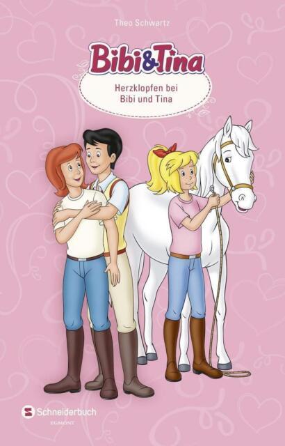 Bibi & Tina - Herzklopfen bei Bibi und Tina von Schwartz, ... | Buch | gebraucht