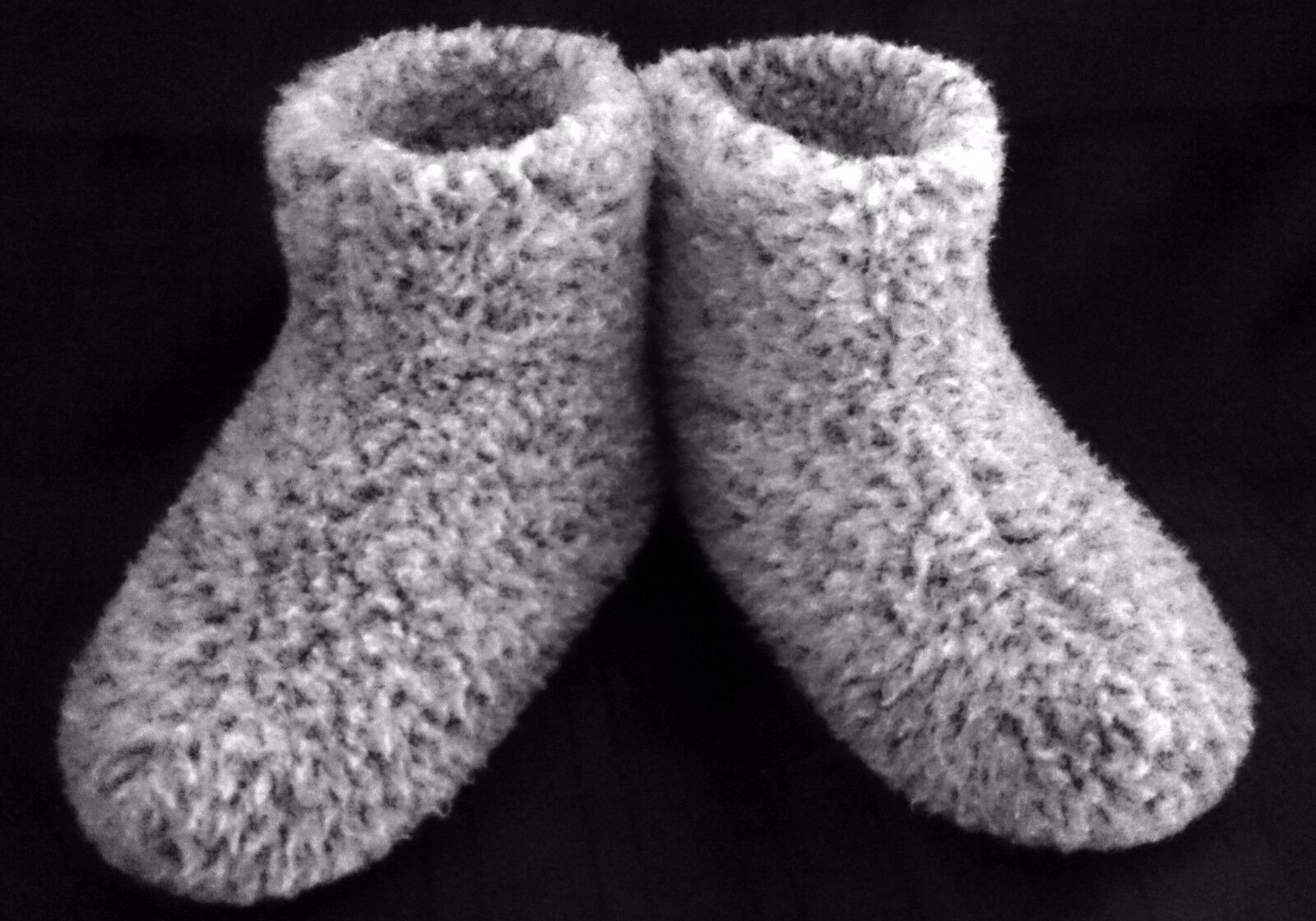Size 10.5 - GREY - MEN'S MERINO WOOL BOOTS WARM COZY SLIPPERS MOCCASINS CHUNI