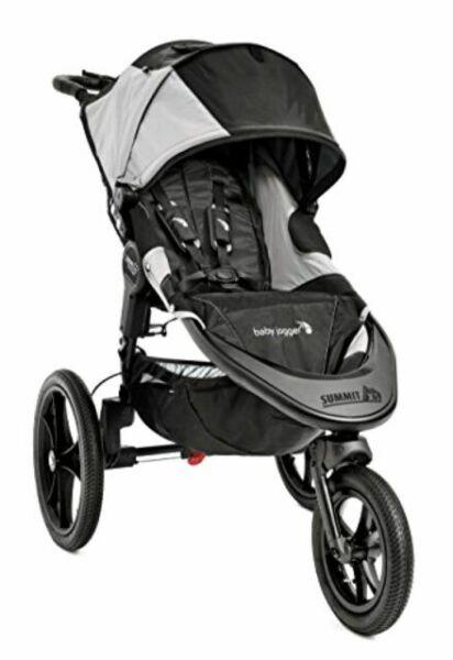 Baby Jogger 2016 Summit X3 Single Jogging Stroller ...