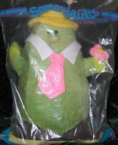 RARE-VINTAGE-1986-AVON-SOMERSAULTS-PALS-Herby-Derby-New-In-Package-FREE-SHIPPING