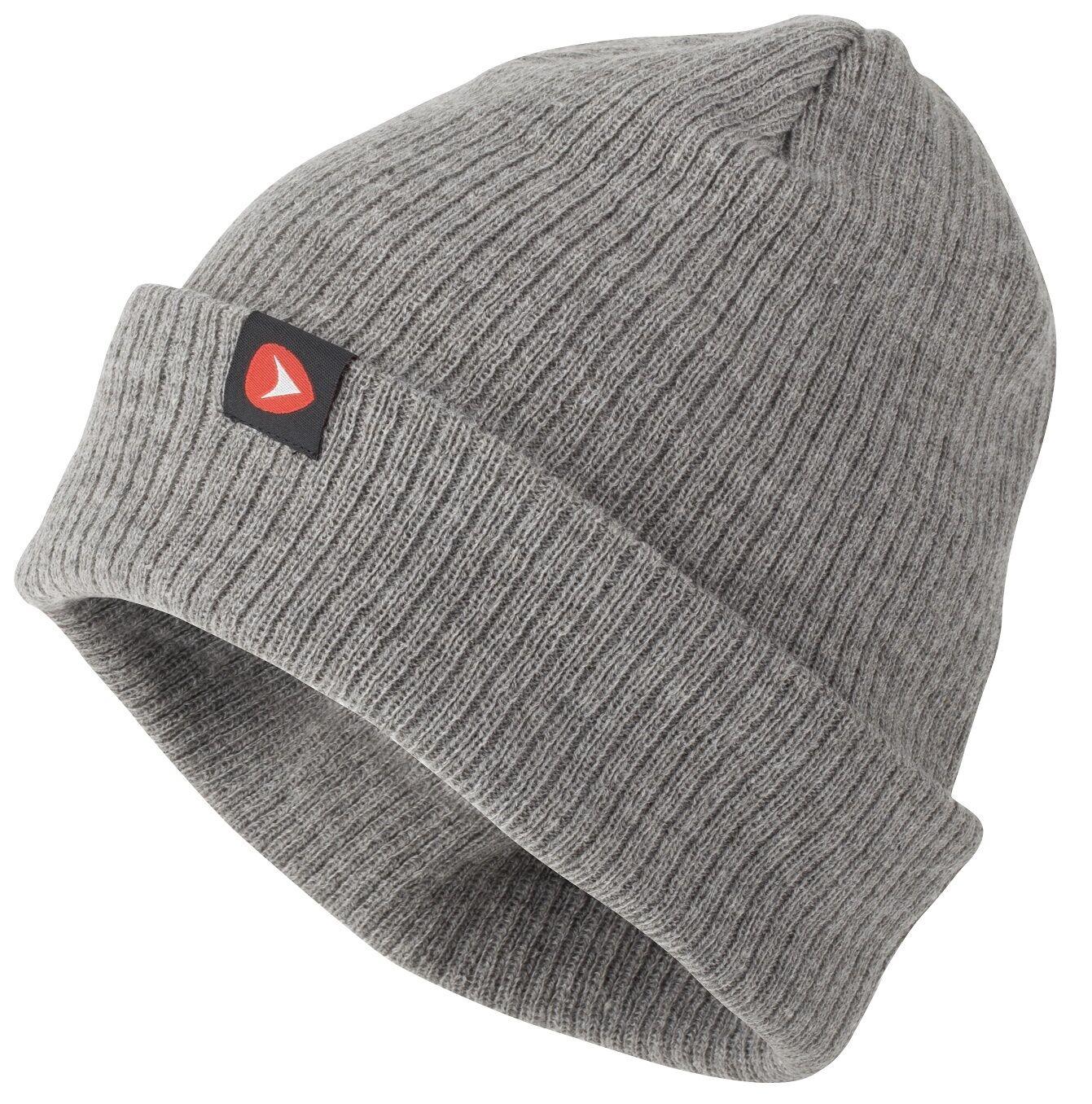 Greys Knitted Ribbed Beanie 1374098 Mütze Wintermütze Angelmütze