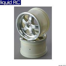 Traxxas 4972 5-Spoke Wheels Satin Finish T-Maxx (2)